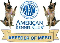 American Kennel Club's Breeder Of Merit - Mittelwest