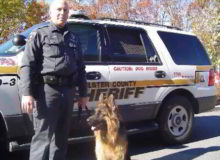 Mittelwest German Shepherd Dogs At Work Narcotics K9 Dogs