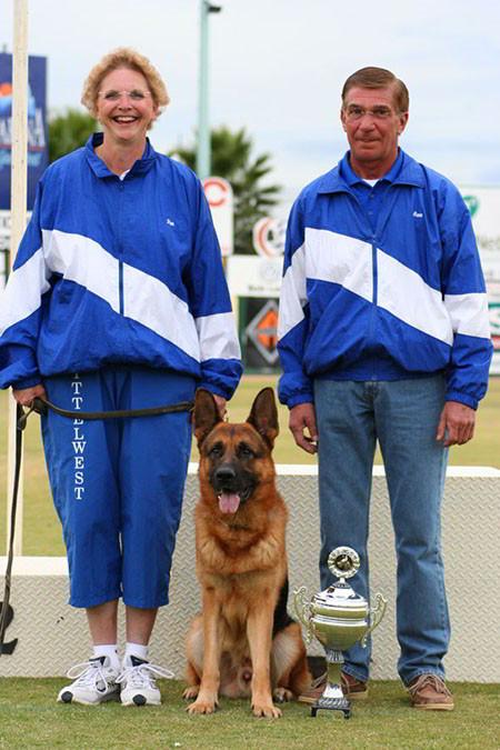 2005 Universal Seiger Champion Fabian Vom Mittelwest 3