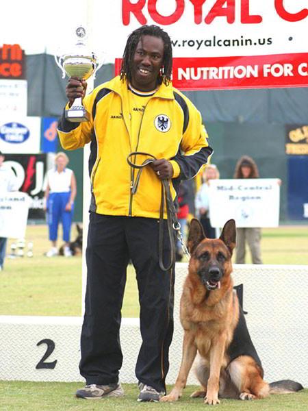 2005 Universal Seiger Champion Fabian Vom Mittelwest 5