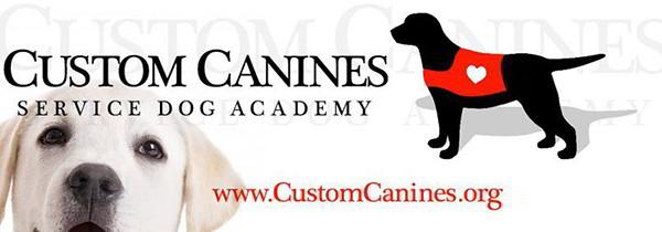 Custom Canines Seeing Eye Dog Academy 1