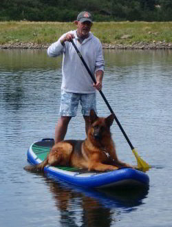Client Testimonials Of Mittelwest German Shepherds Jon