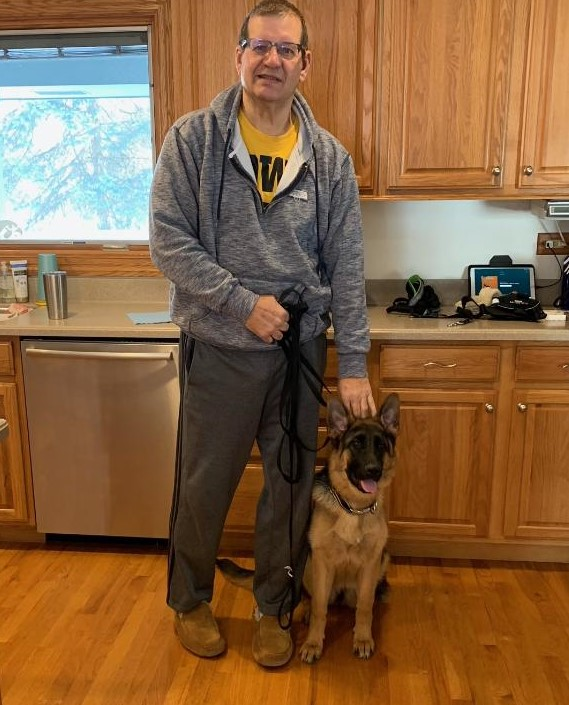 Mittelwest Client Testimonial - Bob and Kathy Metcalf Sochi's Pink Collar Female